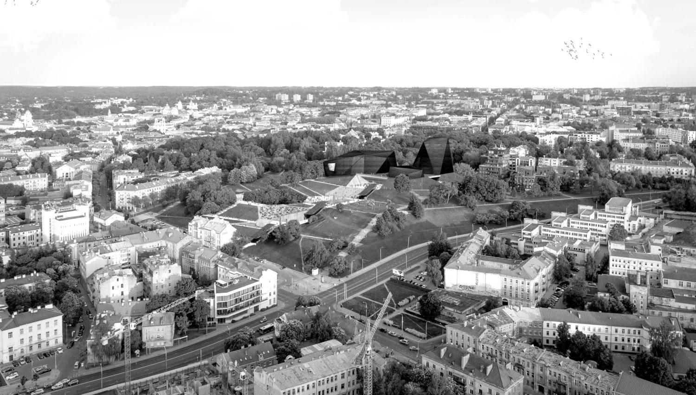 Vilnius, Lithuania, 2019 - Entry
