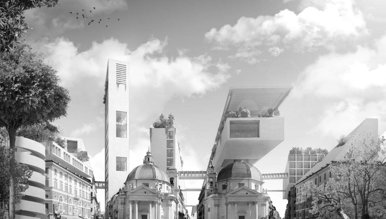 Rome, Italy, 2020 - Exhibition